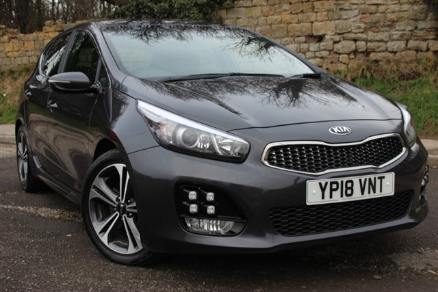 used Kia Ceed GT-Line ISG CRDI in sheffield-south-yorkshire