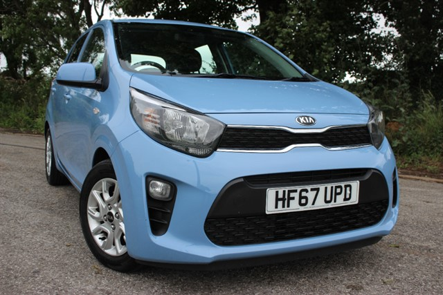 used Kia Picanto 2 Auto in sheffield-south-yorkshire