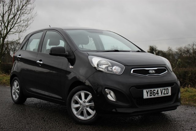 used Kia Picanto VR7 in sheffield-south-yorkshire