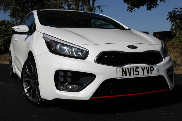 used Kia Pro Ceed GT in sheffield-south-yorkshire