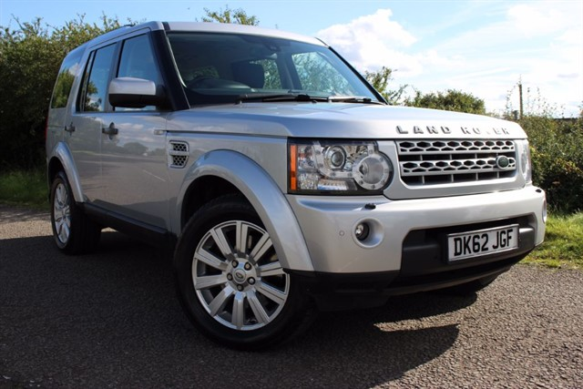 used Land Rover Discovery 4 SDV6 HSE in sheffield-south-yorkshire