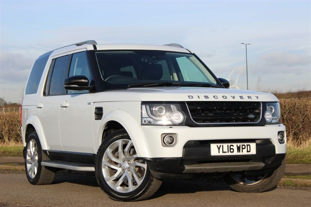 used Land Rover Discovery SDV6 Landmark in sheffield-south-yorkshire