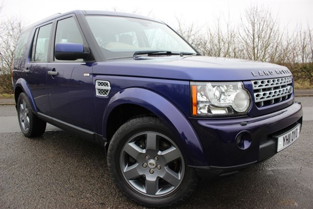 used Land Rover Discovery 4 SDV6 XS in sheffield-south-yorkshire