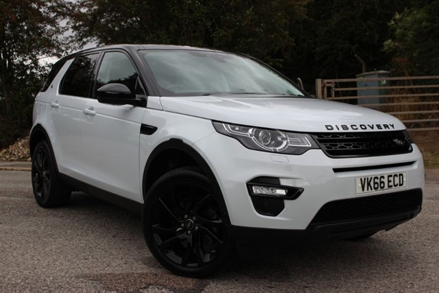 used Land Rover Discovery Sport TD4 HSE Luxury in sheffield-south-yorkshire