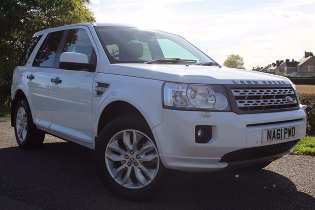 used Land Rover Freelander SD4 HSE in sheffield-south-yorkshire