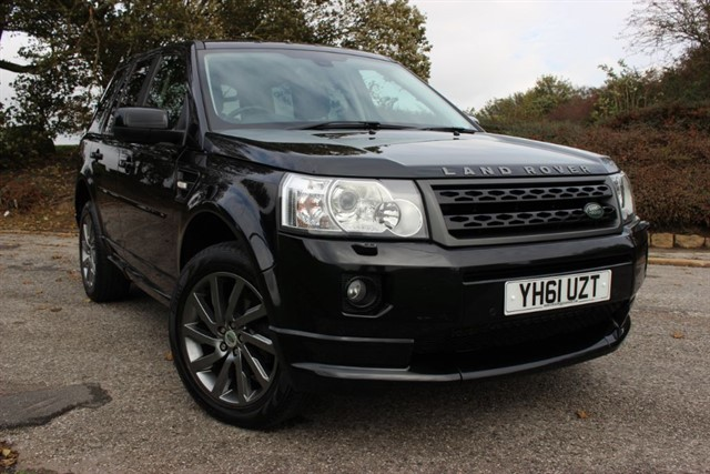 used Land Rover Freelander SD4 Sport LE in sheffield-south-yorkshire