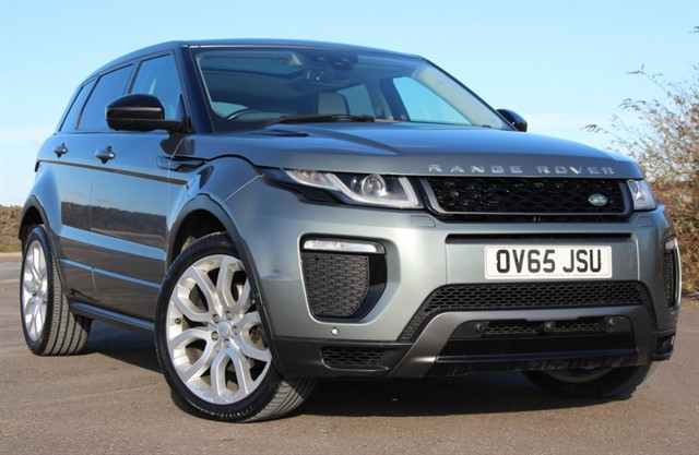used Land Rover Range Rover Evoque TD4 HSE Dynamic Lux Auto in sheffield-south-yorkshire