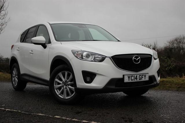 used Mazda CX-5 D SE-L Nav in sheffield-south-yorkshire