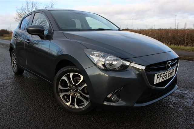 used Mazda Mazda2 Sport Nav in sheffield-south-yorkshire