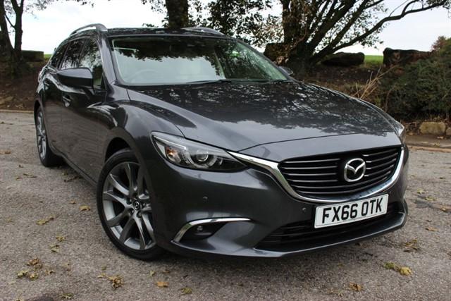 used Mazda Mazda6 Sport Nav SkyActiv-D in sheffield-south-yorkshire