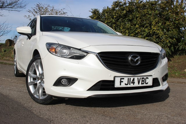 used Mazda Mazda6 Sport Nav SkyActiv-G in sheffield-south-yorkshire