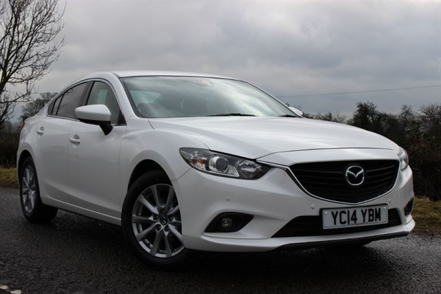 used Mazda Mazda6 SE-L Nav SkyActiv-D in sheffield-south-yorkshire