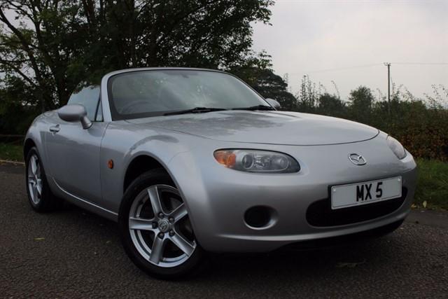 used Mazda MX-5 i Roadster in sheffield-south-yorkshire