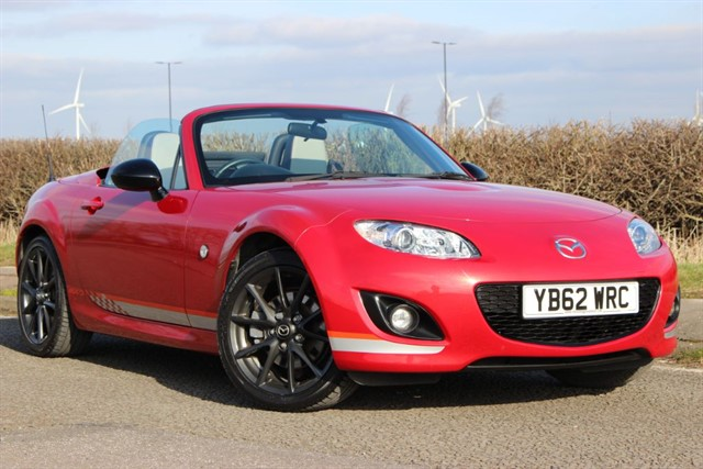 used Mazda MX-5 i Kuro Edition Roadster in sheffield-south-yorkshire