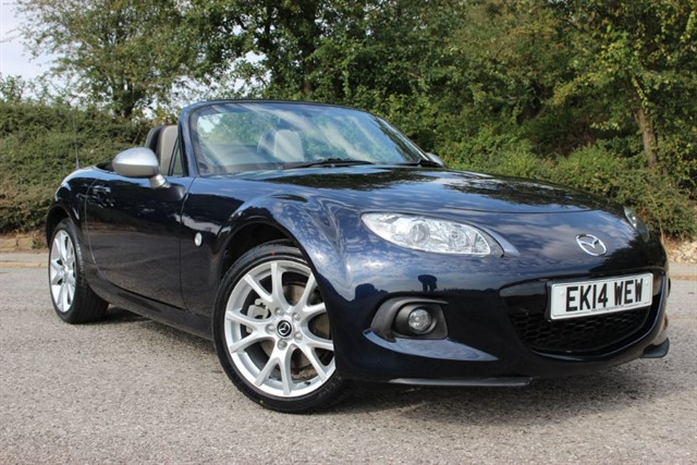 used Mazda MX-5 i Sport Venture in sheffield-south-yorkshire