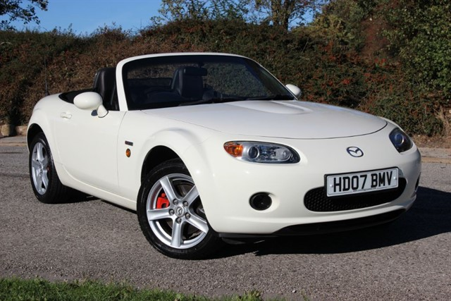 used Mazda MX-5 Icon in sheffield-south-yorkshire