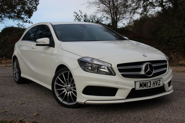 used Mercedes A180 CDI AMG Sport BlueEfficiency in sheffield-south-yorkshire