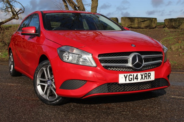 used Mercedes A180 CDI Sport BlueEfficiency in sheffield-south-yorkshire