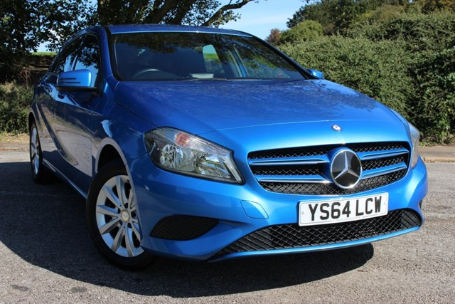 used Mercedes A180 CDI Blueefficiency SE Auto in sheffield-south-yorkshire