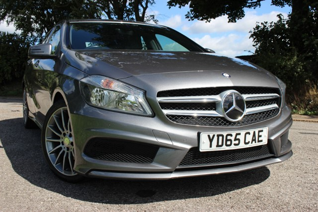 used Mercedes A180 AMG Sport CDI BlueEfficiency in sheffield-south-yorkshire