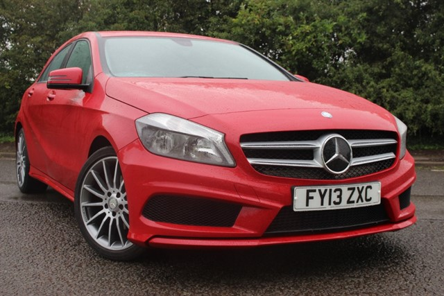 used Mercedes A200 CDI AMG Sport BlueEfficiency in sheffield-south-yorkshire