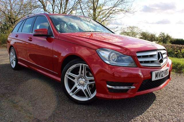 used Mercedes C180 Sport BlueEfficiency in sheffield-south-yorkshire