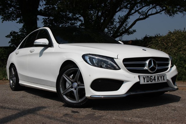 used Mercedes C220 d AMG Line Premium BlueTec in sheffield-south-yorkshire