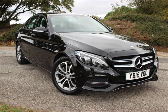 used Mercedes C220 d Sport BlueTec in sheffield-south-yorkshire