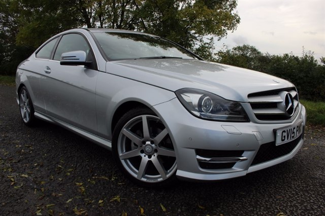 used Mercedes C250 CDI AMG Sport Edition in sheffield-south-yorkshire