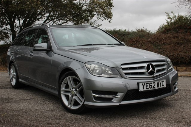 used Mercedes C250 CDI AMG Sport BlueEfficiency in sheffield-south-yorkshire