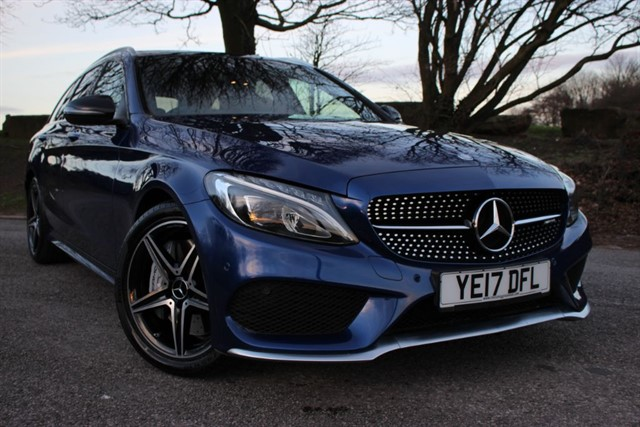 used Mercedes C43 AMG 4Matic Premium in sheffield-south-yorkshire