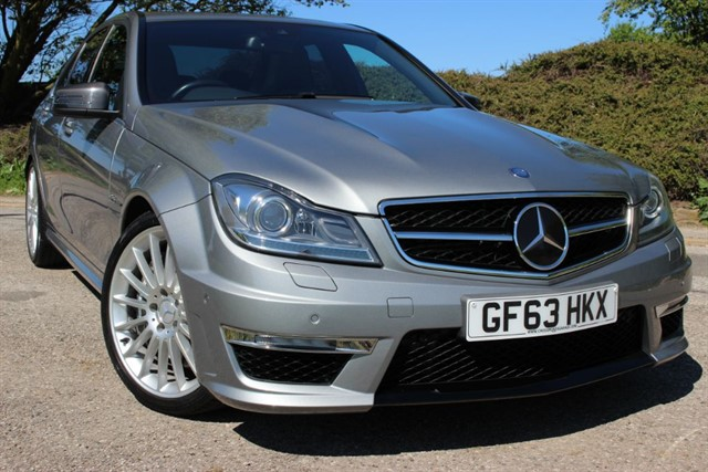 used Mercedes C63 AMG in sheffield-south-yorkshire