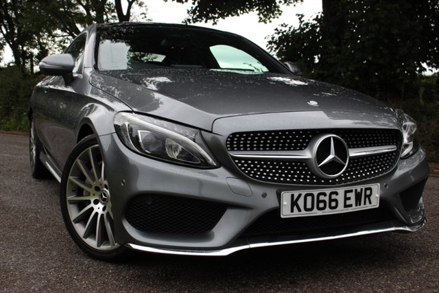 used Mercedes C250 d AMG Line Premium Plus Auto in sheffield-south-yorkshire