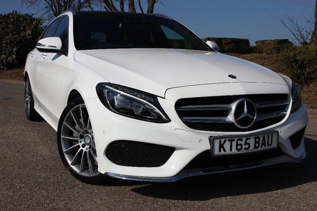 used Mercedes C250 d AMG Line Premium Plus in sheffield-south-yorkshire