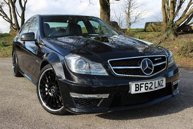 used Mercedes C63 AMG Auto in sheffield-south-yorkshire