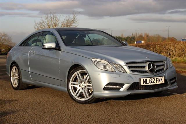 used Mercedes E220 CDI Sport BlueEfficiency in sheffield-south-yorkshire