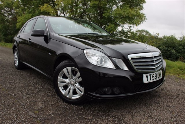 used Mercedes E220 CDI SE BlueEfficiency in sheffield-south-yorkshire