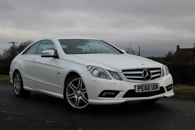 used Mercedes E350 CDI Sport BlueEfficiency in sheffield-south-yorkshire