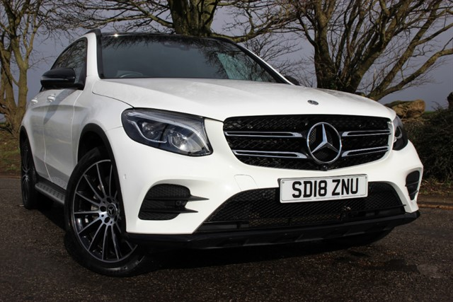 used Mercedes GLC220 d AMG Line Premium 4Matic in sheffield-south-yorkshire