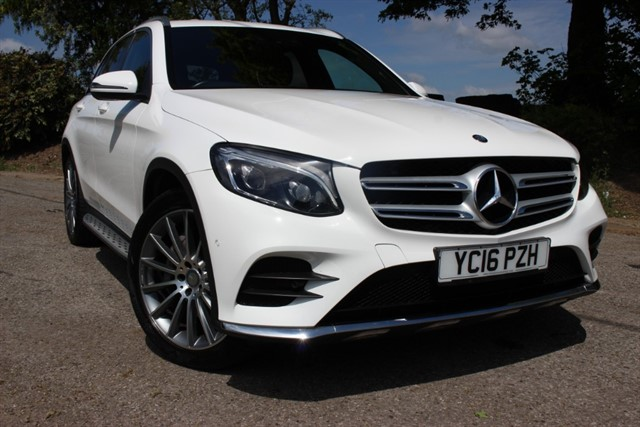 used Mercedes GLC250 d AMG Line 4Matic in sheffield-south-yorkshire