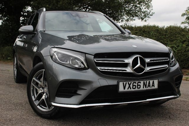 used Mercedes GLC250 d AMG Line Premium Plus 4Matic Auto in sheffield-south-yorkshire