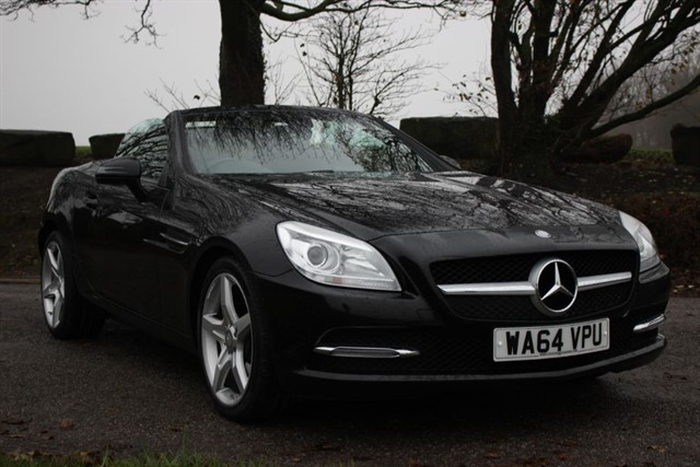 used Mercedes SLK250 CDI BlueEfficiency in sheffield-south-yorkshire