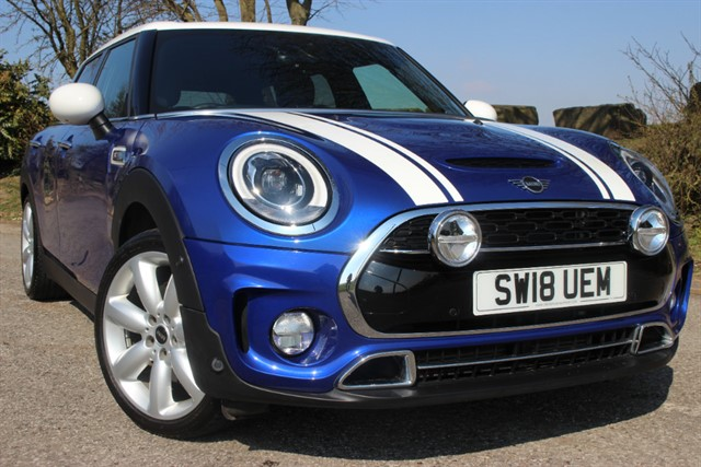 used MINI Clubman Cooper S - 'Chili Media XL' in sheffield-south-yorkshire