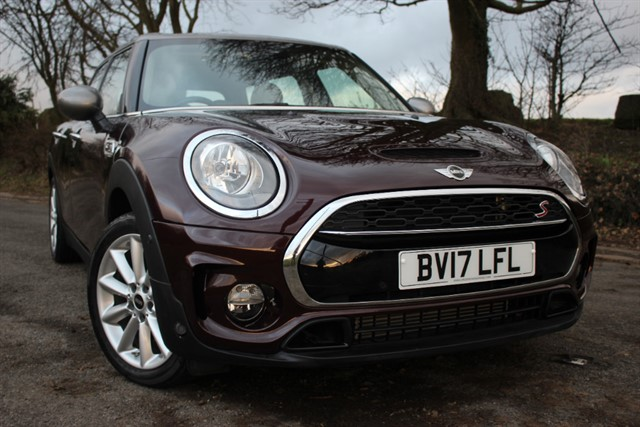 used MINI Clubman Cooper S Auto in sheffield-south-yorkshire