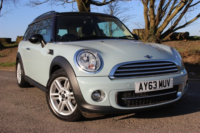 used MINI Clubman Cooper D 'Chili Pack' in sheffield-south-yorkshire