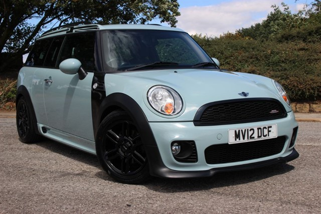 used MINI Clubman Cooper - JCW Styling in sheffield-south-yorkshire