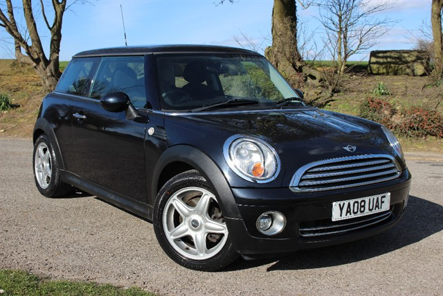 used MINI Cooper  in sheffield-south-yorkshire