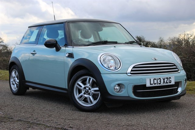 used MINI Cooper D 'Pepper Pack' in sheffield-south-yorkshire