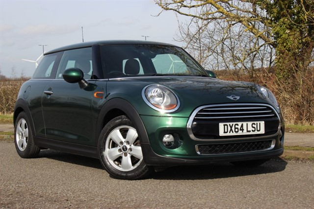 used MINI Cooper 'Pepper Pack' in sheffield-south-yorkshire