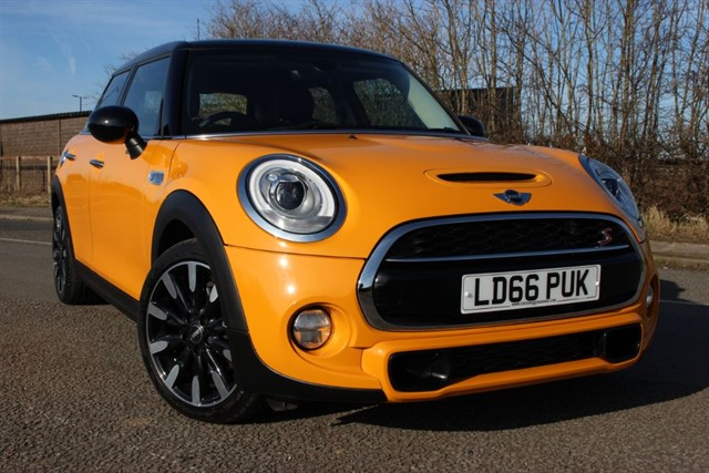 used MINI Cooper S D in sheffield-south-yorkshire
